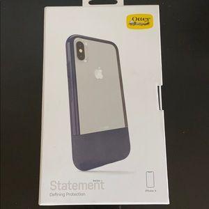 Otter Box iPhone X case